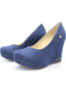 Sapato Barth Shoes Land Simple Marinho