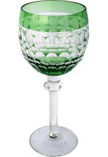 Conjunto Taças Em Vidro Para Vinho 6 Peças