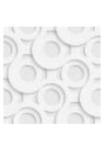 Papel De Parede Adesivo - Circulos Abstratos - 925Ppa