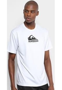 Camiseta Quiksilver Solid Streak Surftee Rashguard - Masculino