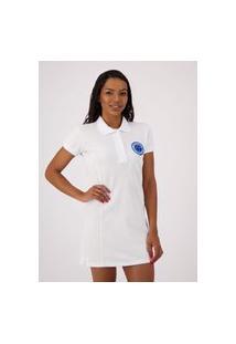 Vestido Cruzeiro Branco