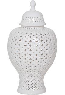 Vaso De Porcelana Grimaldi