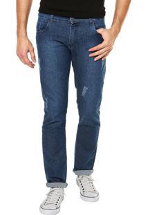 Calça Jeans Juice It Slim Lisa Azul