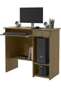 Mesa Para Computador Marina New Rovere