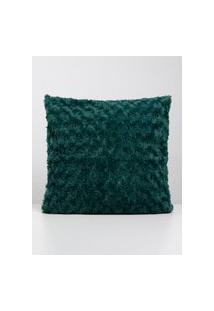 Capa Para Almofada Verde