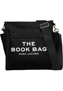 Marc Jacobs Bolsa Transversal The Book - Preto