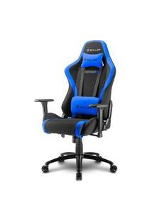Cadeira Gamer Sharkoon Skiller Sgs2 Black Blue