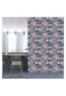 Papel De Parede Adesivo - Azulejo - Ladrilho - 043Ppz