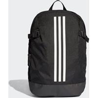 2565f38c8 Mochila Adidas Backpack Power 4 Loadspring - Unissex-Preto+Branco