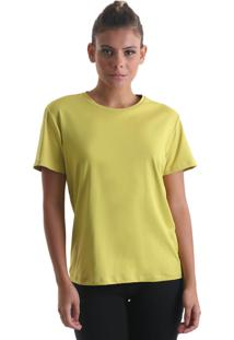 Camiseta Fresh Nossas Cores Amarelo Praaiah