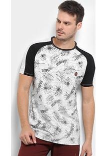Camiseta Hd Foliage Masculina - Masculino