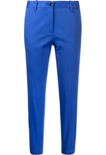 Nine In The Morning Slim Fit Chinos - Azul