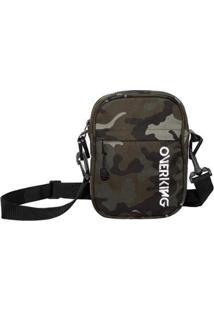 Bolsa Lateral Shoulder Bag Overking First - Unissex