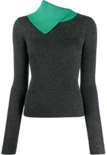 See By Chloé Fancy Sweater - Cinza