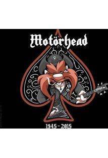 Camiseta Motorhead - Masculina