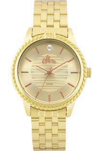 Relógio Allora Al2035Fkv/4X - Feminino