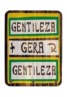 Porta Chaves Gentileza Gera Gentileza