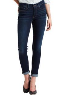 Calça Jeans Levis 711 Skinny 40354 Azul