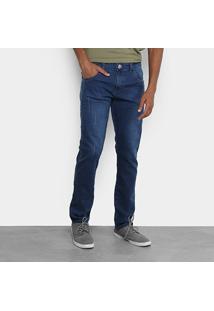 Calça Jeans Reta Preston Masculina - Masculino