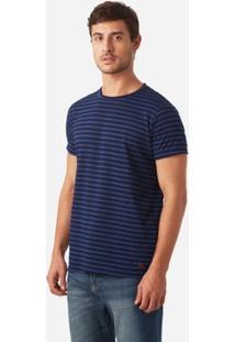 T-Shirt Foxton Indigo Jagger Masculina - Masculino