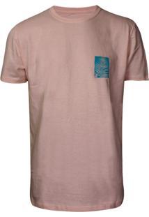 Camiseta Stonehead Dry Leaf Marrom