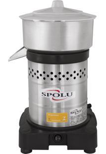 Espremedor De Frutas Médio Spolu Spl-005 Aço Inox 200W Bivolt