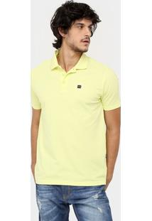 Camisa Polo Oakley Mod Essential Elipse - Masculino