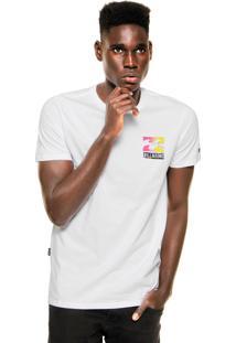 Camiseta Billabong Haze Branca