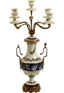 Castiçal Decorativo Kharan