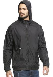 Jaqueta Vlcs Proteção Térmica Masculina - Masculino-Preto