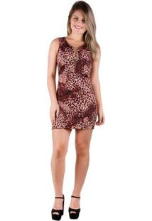 448a04052 Vestido Onca Poliamida feminino | Shoelover