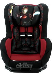 Cadeira Para Auto 0 A 25 Kg Marvel Primo Homem De Ferro Avengers