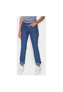 Calça Jeans Forum Slim Marisa 2 Azul