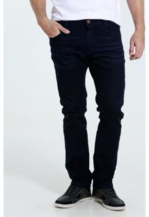 Calça Masculina Reta Jeans Marisa