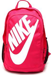 Mochila Nike Sportswear Nk Hayward Futura Rosa/Branca