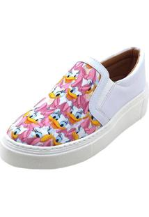 Slip On Maisapato Branco