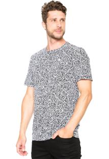 Camiseta Cavalera Estampa Cinza
