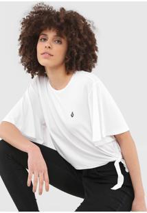 Camiseta Volcom Coco Ho Branca