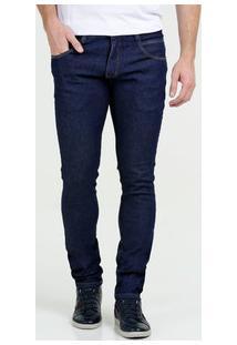 Calça Masculina Jeans Stretch Skinny Biotipo