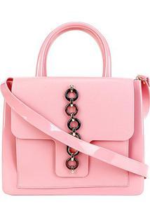 Bolsa Petite Jolie Stella Bag Feminino - Feminino-Rosê