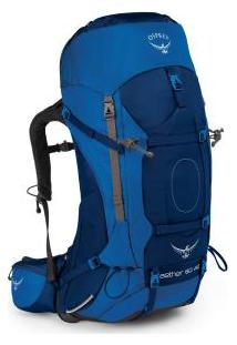 Mochila Osprey Aether Ag 60 Com Daypack