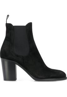 Strategia Ankle Boot 'Brik'' - Preto