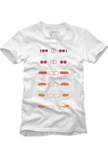 Camiseta Reserva Bmw Masculina - Masculino-Branco