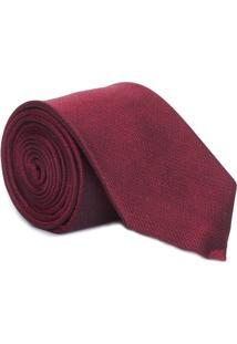 Gravata Steel - Vermelho