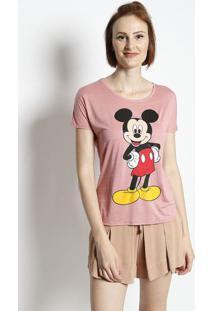 Blusa Mickey® - Rosa & Vermelhadisney