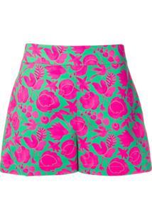 La Doublej Summer Shorts - Verde