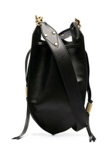Isabel Marant Radja Shoulder Bag - Preto