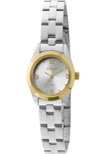 Relógio Condor Feminino - Co2035Kky/5K Co2035Kky/5K - Feminino-Prata