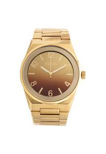Relógio Euro Feminino Soul Marrom Analógico Eu2035Ysfk4M