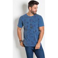 3cc186f64173b Camiseta Estampada Floral masculina   El Hombre